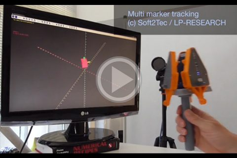 Hand Controller Tracking