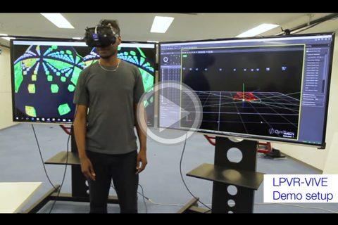 LPMS传感器在VR上的应用